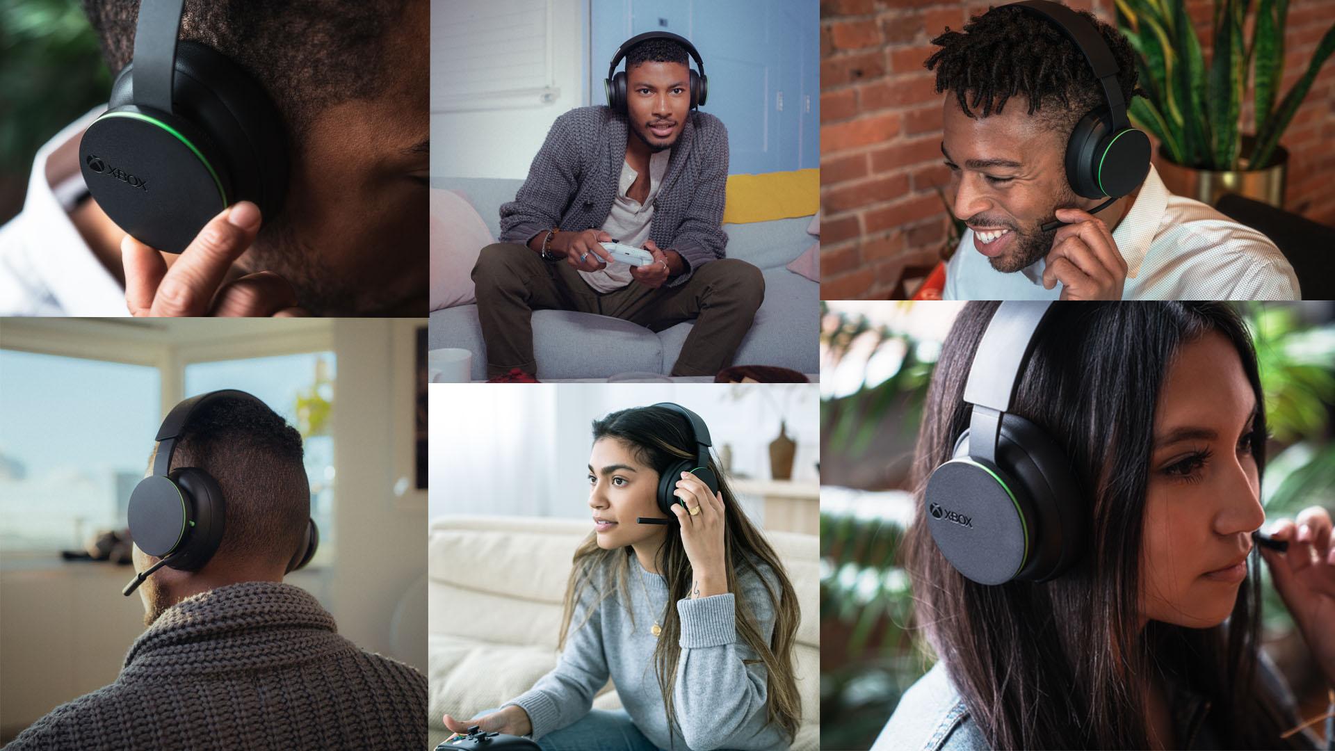 Microsoft ra mắt tai nghe over-ear không dây Xbox Wireless Headset, giá chỉ 99 USD - Ảnh 2.
