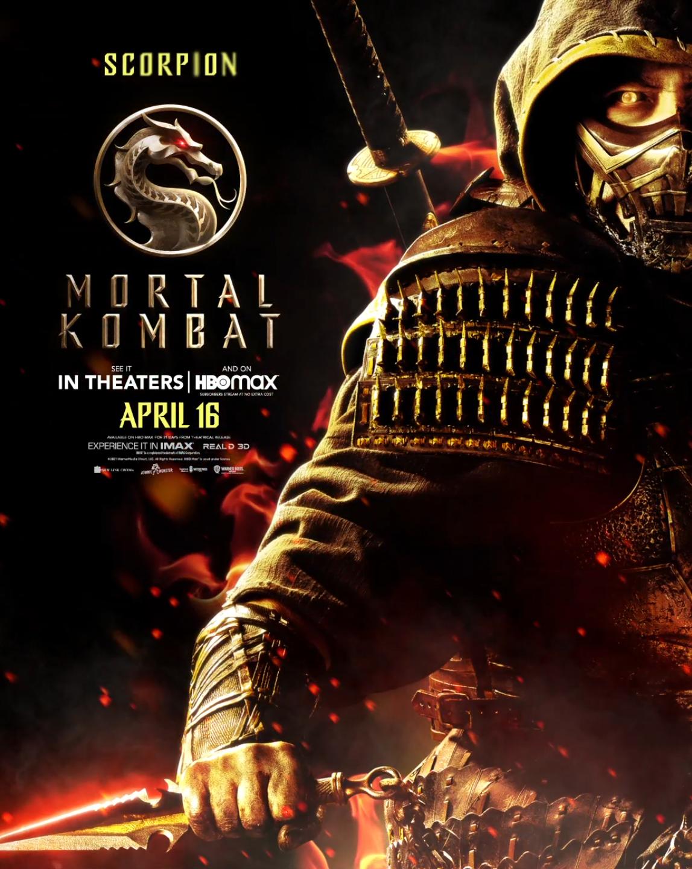 Warner Bros. trình làng bộ poster đầu tiên của Mortal Kombat, hé lộ 11 nhân vật quen thuộc với tạo hình cực xịn - Ảnh 1.