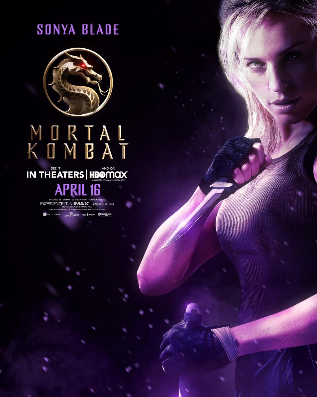 Warner Bros. trình làng bộ poster đầu tiên của Mortal Kombat, hé lộ 11 nhân vật quen thuộc với tạo hình cực xịn - Ảnh 10.