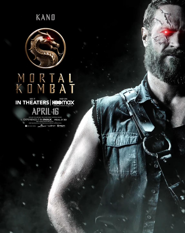 Warner Bros. trình làng bộ poster đầu tiên của Mortal Kombat, hé lộ 11 nhân vật quen thuộc với tạo hình cực xịn - Ảnh 5.