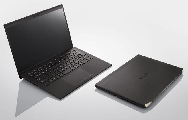 VAIO Z 2021 ra mắt: Laptop nhẹ nhất thế giới với chip dòng H, vỏ sợi carbon, màn hình 4K, hỗ trợ 5G, giá sốc - Ảnh 1.