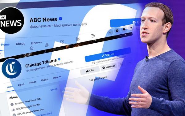 Quyền lực 'bá đạo' của Mark Zuckerberg: Cắt quyền truy cập thông tin của cả nước Úc ngay trong đêm, chính phủ giận dữ Facebook thay đổi thế giới không có nghĩa họ điều hành thế giới - Ảnh 1.