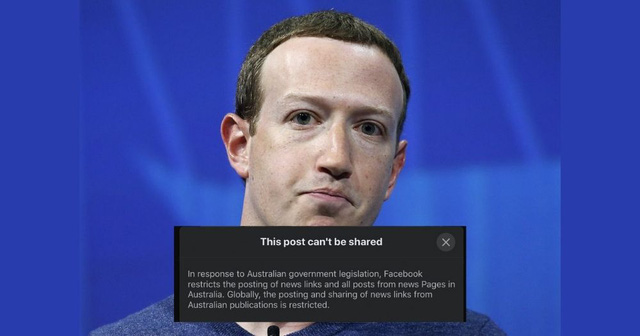 Hành động ngạo mạn của Mark Zuckerberg với nước Úc phải trả giá đắt: Đối mặt làn sóng tẩy chay toàn cầu, hashtag #DeleteFacebook xuất hiện khắp mọi nơi - Ảnh 2.
