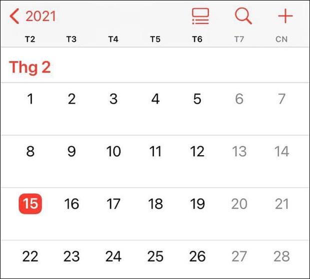 Tháng 2 năm 2021 là tháng cực kỳ đặc biệt, 823 năm mới lặp lại những điều kỳ diệu sau - Ảnh 1.