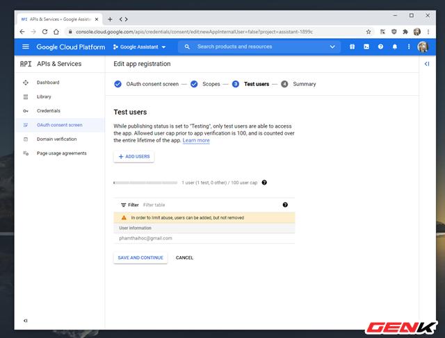 Với cách làm này, bạn có thể mang trợ lý Google Assistant lên máy tính mà không cần phải sở hữu một chiếc smartphone Android - Ảnh 20.