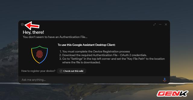 Với cách làm này, bạn có thể mang trợ lý Google Assistant lên máy tính mà không cần phải sở hữu một chiếc smartphone Android - Ảnh 22.