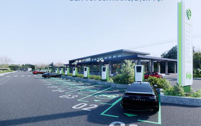 Bắt tay đầu tư trạm sạc xe điện trên khắp cả nước, VinFast có thể học được gì từ Tesla? - Ảnh 1.