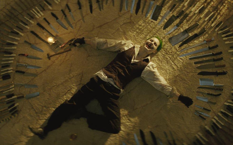 """""""Soi"""" Joker của Justice League: Đổi giọng, che hình xăm để """"lột xác"""" từ trong ra ngoài"""