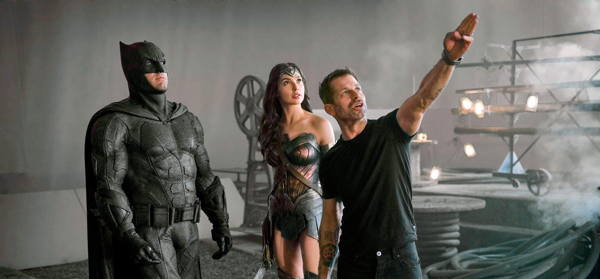 Zack Snyder không nhận được 1 đồng nào từ bản Justice League của mình: Làm  vì đam mê là chính chứ tiền bạc gì