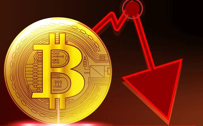 Bitcoin tiếp tục lao dốc, có lúc giá chỉ hơn 45.000 USD - Ảnh 1.
