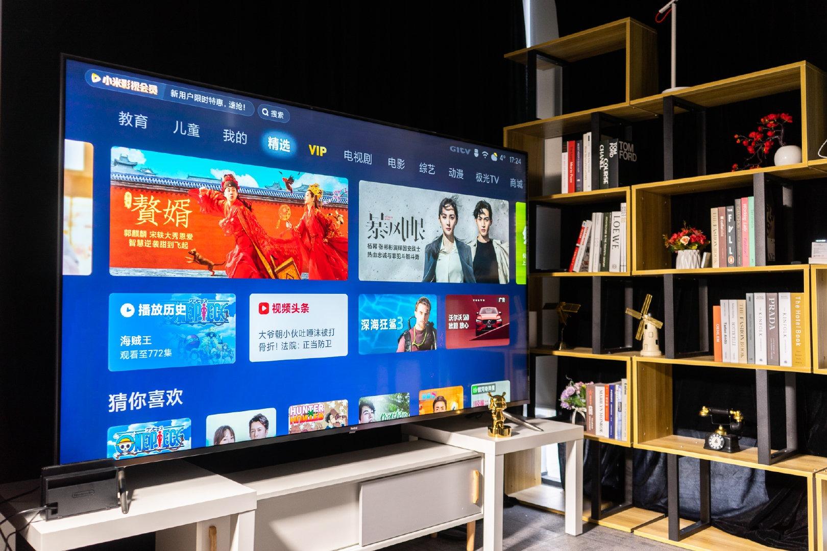 Xiaomi ra mắt Redmi MAX TV 86 inch: 4K, tần số quét 120Hz, HDMI v2.1, giá 28.5 triệu đồng - Ảnh 2.