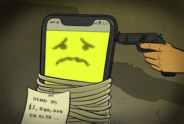 Vì sao iPhone bỗng dưng xuất hiện hai chấm màu xanh, cam? - Ảnh 5.