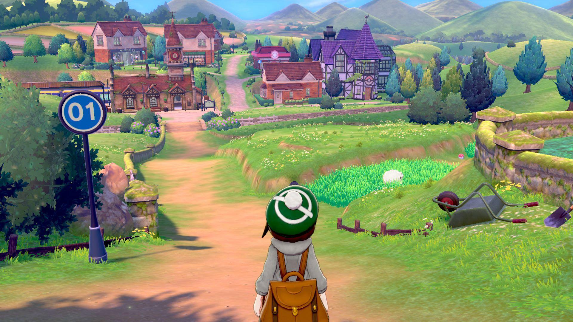 """Sẽ thế nào nếu tựa game có đồ họa """"cùi mía"""" như Pokemon được 3D hóa bằng Unreal Engine? - Ảnh 8."""