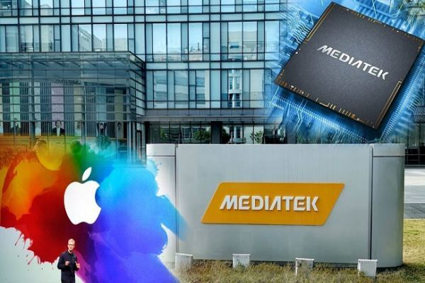 MediaTek tham gia chuỗi cung ứng của Apple - Ảnh 1.