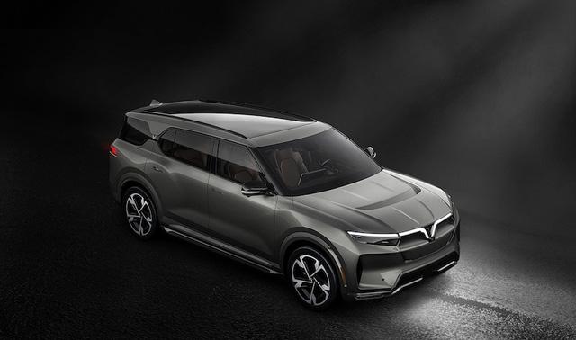 VinFast được cấp phép thử nghiệm xe điện tự hành tại California, Mỹ - Ảnh 3.