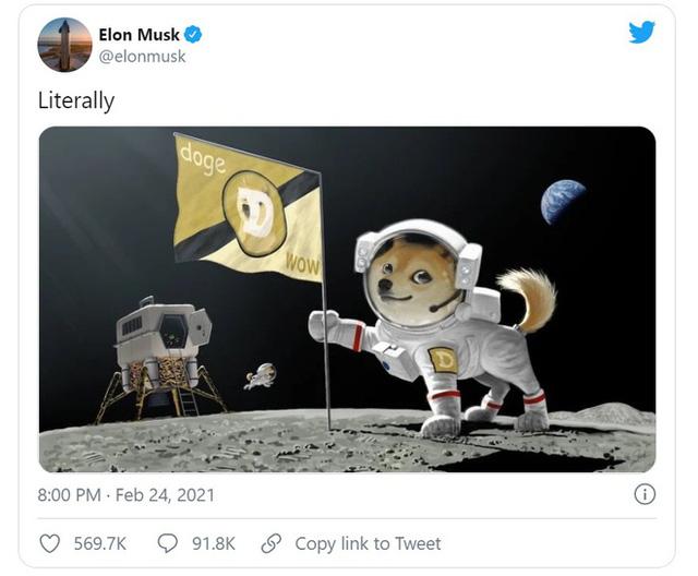 Elon Musk phản ứng với lời đồn đang bị SEC điều tra vì thổi giá Dogecoin: Tuyệt quá - Ảnh 2.