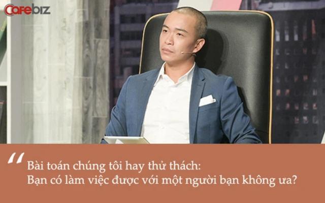 CEO Shopee Việt Nam nói về thử thách 'thăng cấp': Bạn có làm việc được với người mình ghét không? - Ảnh 2.