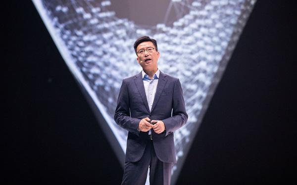 CEO Ant Group bất ngờ từ chức - Ảnh 1.
