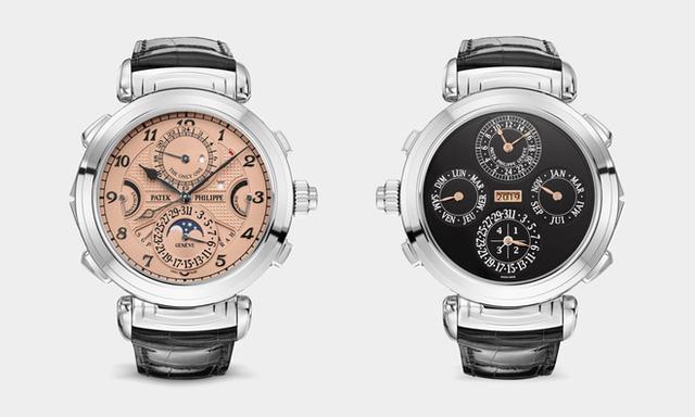 Mổ xẻ chiếc đồng hồ đắt nhất thế giới: Phiên bản độc nhất vô nhị, sở hữu sương sương 6 bằng sáng chế, giá 714 tỉ - Ảnh 1.