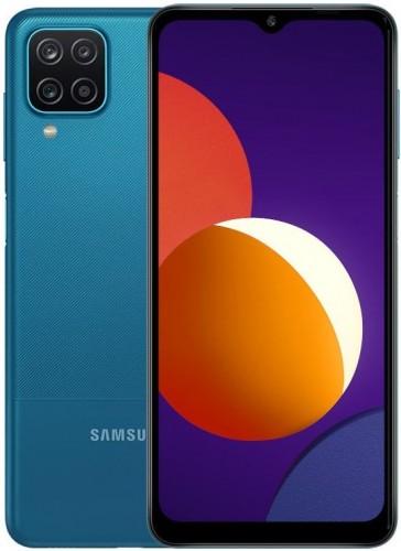 Galaxy M12 ra mắt với màn hình 90Hz, pin 6000mAh, giá từ 3.49 triệu đồng - Ảnh 1.