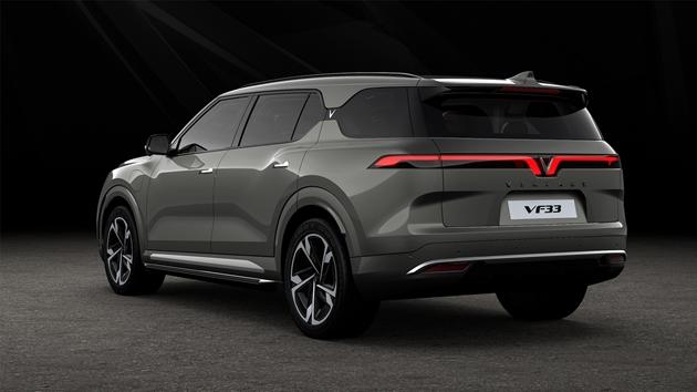 Hé lộ thiết kế ô tô mới của Vinfast: SUV cỡ đại có 2 bản điện và xăng, hệ thống trợ lái thông minh, chạy quãng đường 500 km/lần sạc? - Ảnh 3.