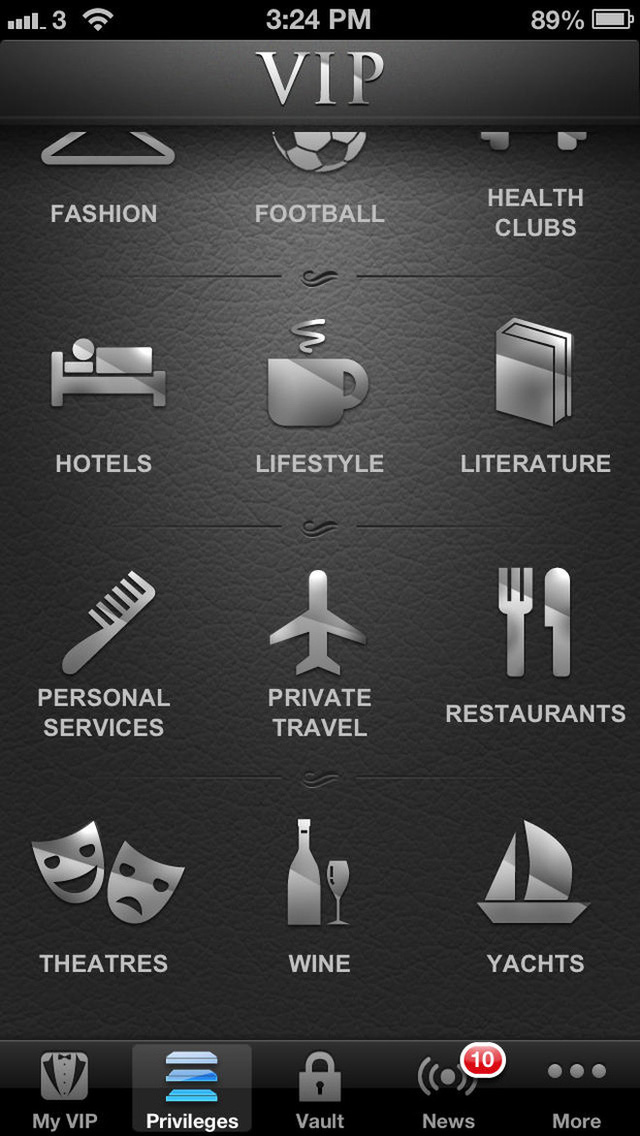 Chơi app dịch vụ hệ người giàu: Tốn 23 triệu để tải về, đặt máy bay phản lực, du thuyền... trong một nốt nhạc - Ảnh 4.