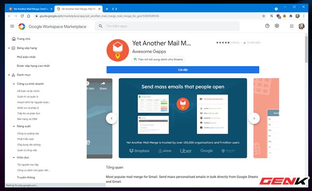 Cách gửi email hàng loạt trong Gmail từ Google Sheets - Ảnh 3.