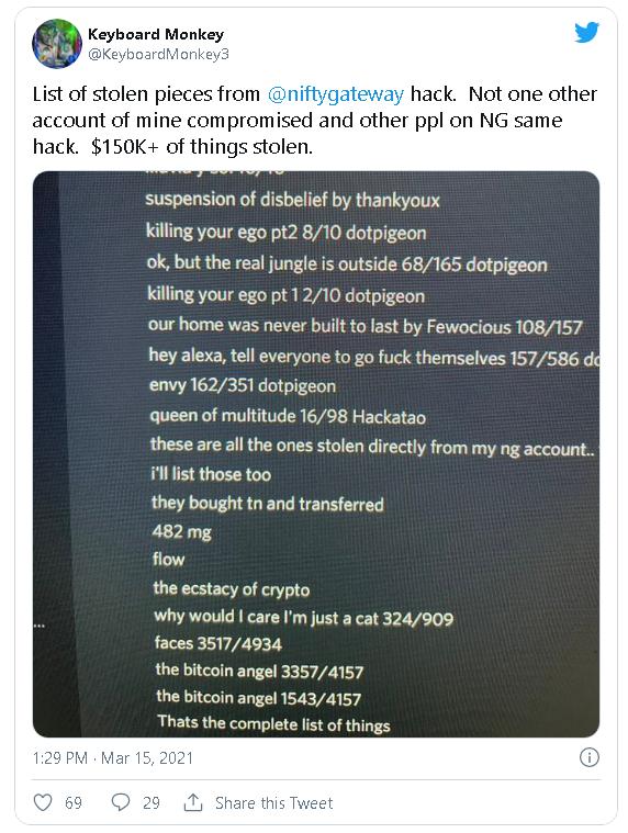 Hacker đánh cắp các tác phẩm nghệ thuật kỹ thuật số NFT - Ảnh 2.