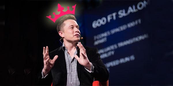 """Elon Musk tự xưng là Vua, giám đốc tài chính Tesla trở thành """"Bậc thầy về Coin"""" - Ảnh 1."""