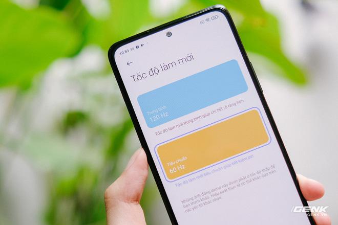 Trên tay Redmi Note 10 và Redmi Note 10 Pro chính hãng: Đã có màn hình AMOLED 120Hz, Snapdragon 678/732G, giá từ 4.7 triệu - Ảnh 12.