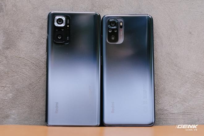 Trên tay Redmi Note 10 và Redmi Note 10 Pro chính hãng: Đã có màn hình AMOLED 120Hz, Snapdragon 678/732G, giá từ 4.7 triệu - Ảnh 3.