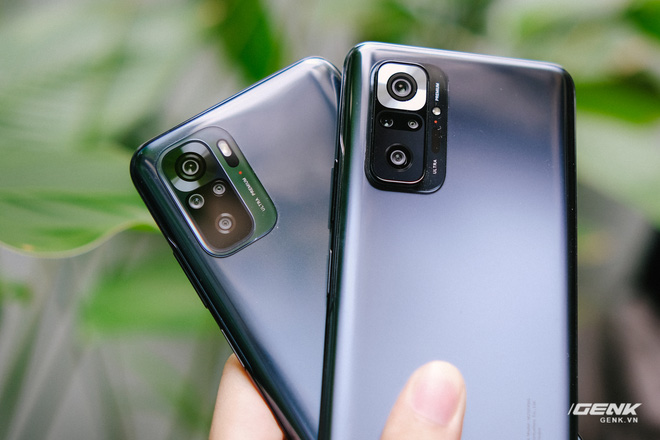 Trên tay Redmi Note 10 và Redmi Note 10 Pro chính hãng: Đã có màn hình AMOLED 120Hz, Snapdragon 678/732G, giá từ 4.7 triệu - Ảnh 4.