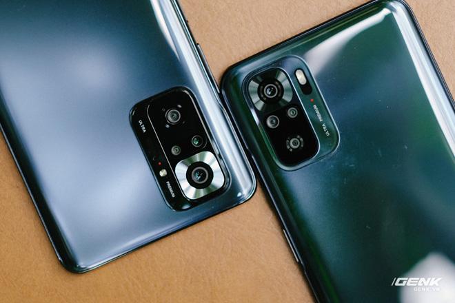 Trên tay Redmi Note 10 và Redmi Note 10 Pro chính hãng: Đã có màn hình AMOLED 120Hz, Snapdragon 678/732G, giá từ 4.7 triệu - Ảnh 5.