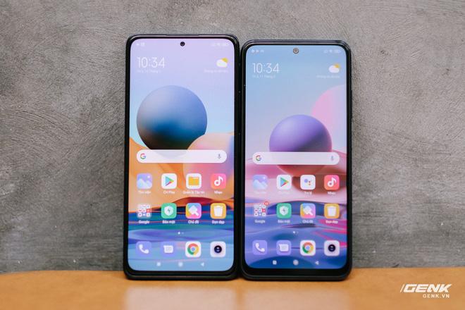 Trên tay Redmi Note 10 và Redmi Note 10 Pro chính hãng: Đã có màn hình AMOLED 120Hz, Snapdragon 678/732G, giá từ 4.7 triệu - Ảnh 9.