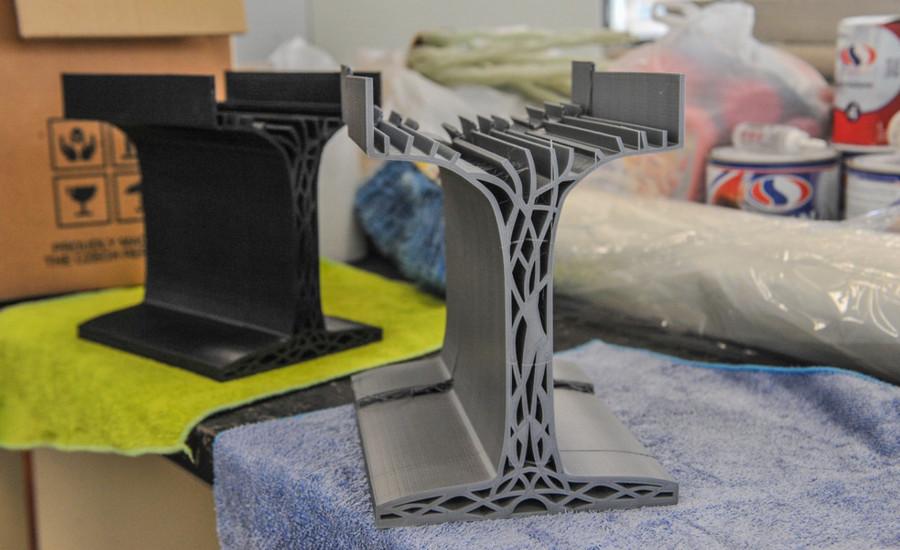 Phát triển thành công dầm bê tông làm từ công nghệ in 3D, có thể lắp ghép như khối lego, hứa hẹn sớm thay thế dầm bê tông truyền thống - Ảnh 2.