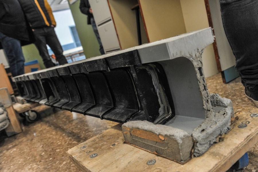 Phát triển thành công dầm bê tông làm từ công nghệ in 3D, có thể lắp ghép như khối lego, hứa hẹn sớm thay thế dầm bê tông truyền thống - Ảnh 1.