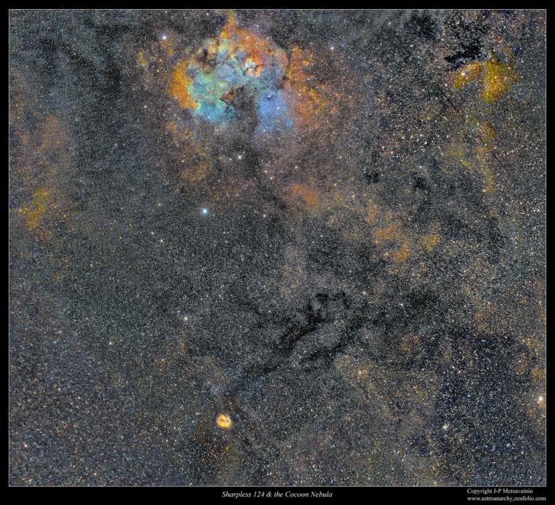 Đây là bức ảnh chụp dải Ngân Hà siêu to khổng lồ, tốn 12 năm thực hiện, 1250 giờ phơi sáng mới hoàn thành - Ảnh 5.