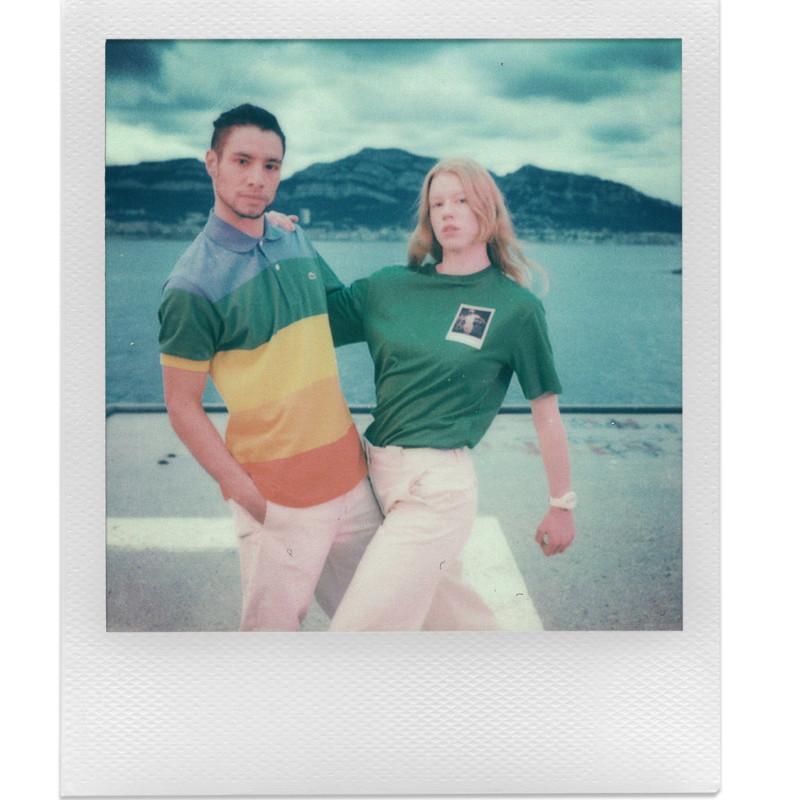 Polaroid hợp tác cùng Lacoste ra mắt bộ sưu tập quần áo và máy ảnh cực độc đáo - Ảnh 5.