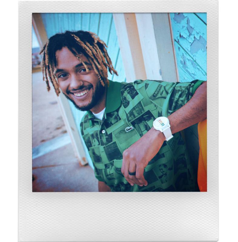 Polaroid hợp tác cùng Lacoste ra mắt bộ sưu tập quần áo và máy ảnh cực độc đáo - Ảnh 15.