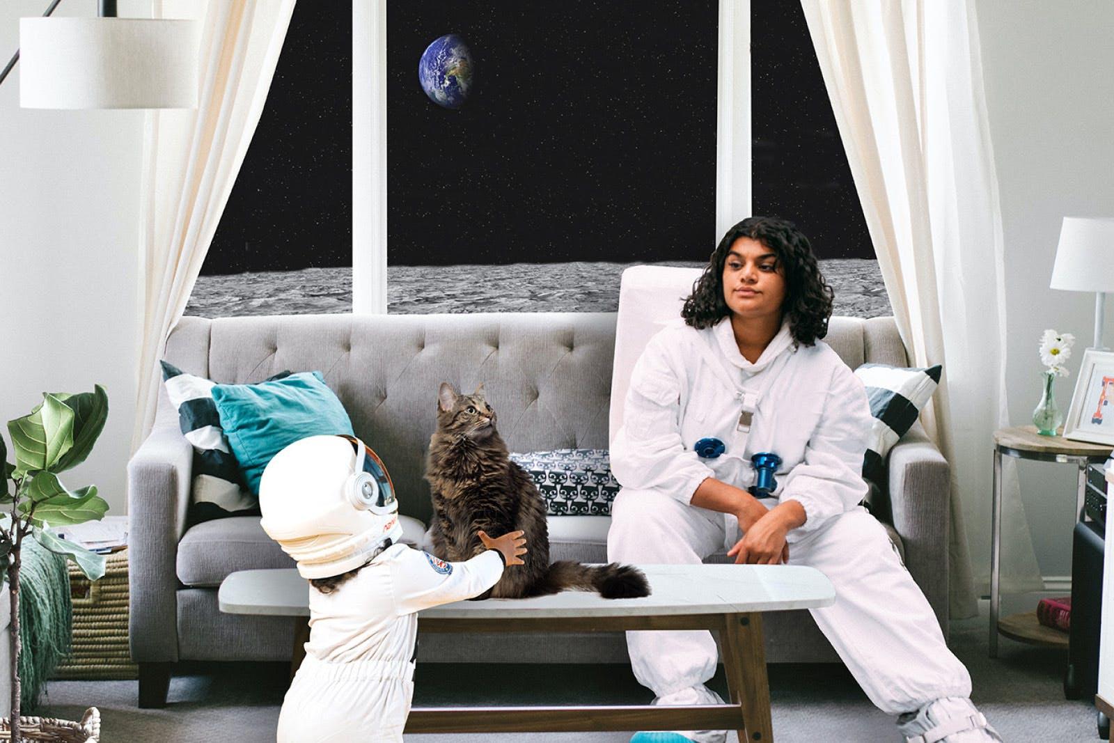 Cần bao nhiêu tiền để có thể mua đất và xây nhà trên Mặt trăng? - Ảnh 2.