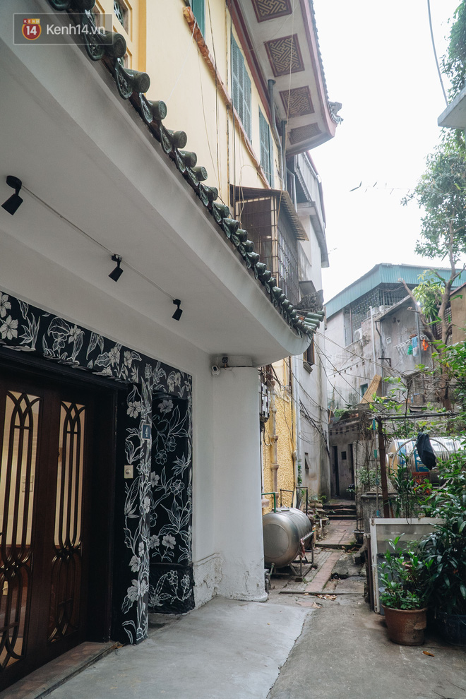 Chuyện ít người biết về căn biệt thự cổ 110 năm tuổi ở Hà Nội, có cả sàn nhảy đầm cho giới thượng lưu - Ảnh 14.