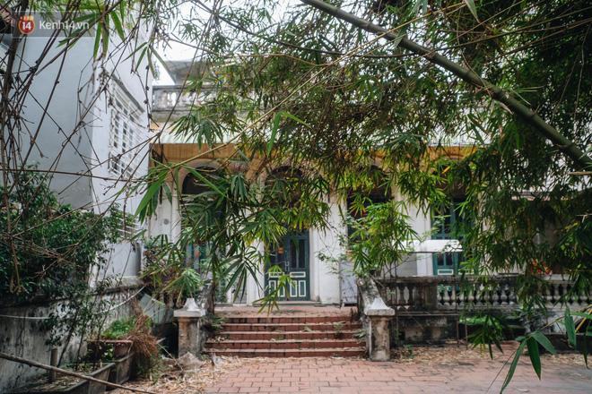 Chuyện ít người biết về căn biệt thự cổ 110 năm tuổi ở Hà Nội, có cả sàn nhảy đầm cho giới thượng lưu - Ảnh 9.