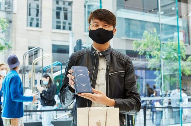 Apple thắng kỷ lục ở Trung Quốc - Ảnh 4.