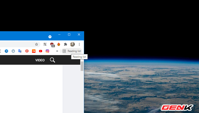"""Google bổ sung tính năng """"Tạo danh sách đọc"""" cho Chrome, linh hoạt hơn bookmark nhiều lần - Ảnh 3."""