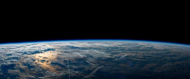 """Bộ ảnh nền """"không gian xanh"""" dành cho màn hình Ultrawide - Ảnh 7."""