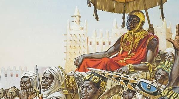 Đây là vương quốc kiểm soát vàng trong thế giới cổ đại, người dân không cần làm mà vẫn có ăn - Ảnh 3.