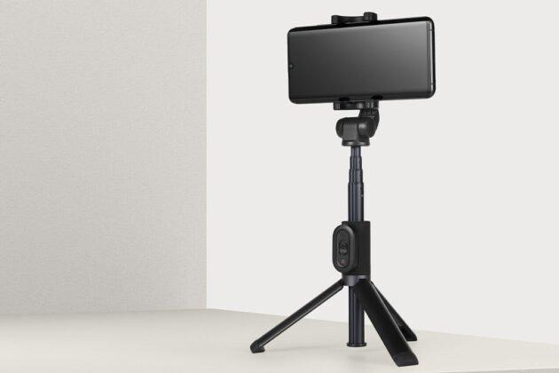 Xiaomi ra mắt gậy tự sướng Mi Zoom Selfie Stick: Tích hợp nhiều tính năng, giá chỉ 12 USD - Ảnh 3.