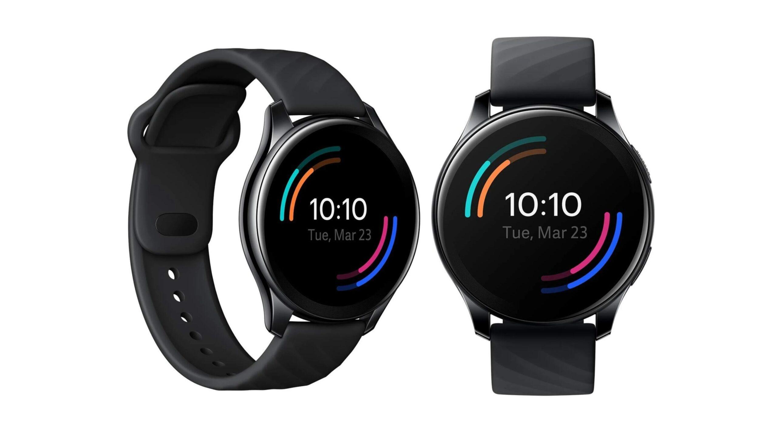 OnePlus Watch ra mắt: Thiết kế giống OPPO Watch RX, màn hình OLED, IP68, pin 2 tuần, giá 159 USD - Ảnh 2.
