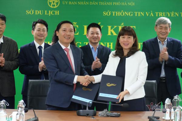 Hà Nội sẽ lắp thêm 9 điểm phát WiFi miễn phí - Ảnh 2.