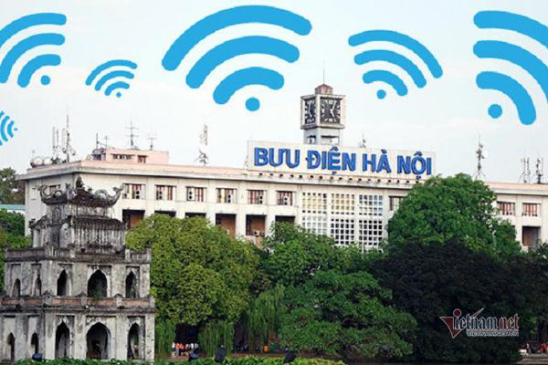 Hà Nội sẽ lắp thêm 9 điểm phát WiFi miễn phí - Ảnh 3.